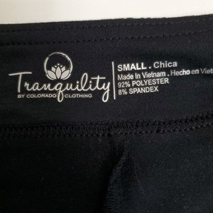 tranquility Skirts - Tranquility athletic print skort small NWT